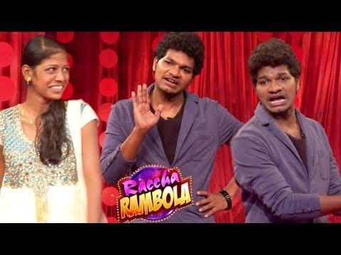 Raccha Rambola Stand-up Comedy show 60 - Jabardasth Mass Avinash Skit - Mallemalatv