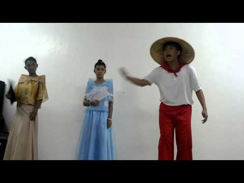 Sipag Vs. Talino (balagtasan) video