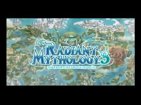 Tales of the World: Radiant Mythology 3 Trailer