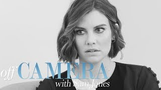 What Lauren Cohan Learned from Her Unsettling Experience on 'The Walking Dead'
