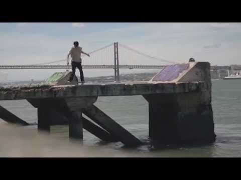 Converse CONS Weapon - Lisbon shoot ft Remy Taveira, Jerome Campbell and Javier Mendizabal