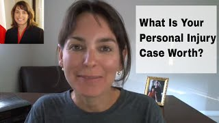 What Is Your Personal Injury Or Car Accident Case Worth?   Car Accident Attorney Orlando Florida