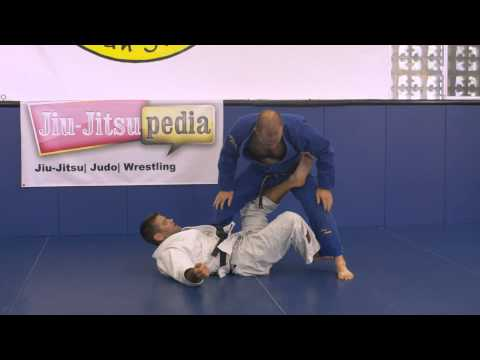 Jiu-Jitsu techniquesI knee through counter to X Guard | JiuJitsupedia Image 1