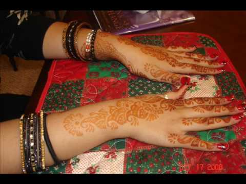 Mehndi Hai Rachne Wali -niharika  Singing video