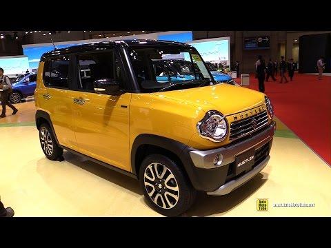 2016 Suzuki Hustler J-Style - Exterior And Interior Walkaround - 2015 Tokyo Motor Show