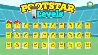 best games Footstar   free online skill games