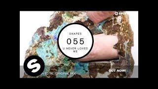 Shapes - U Never Loved Me (Original Mix)