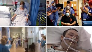 video: Watch: Coronavirus survivors: Life after recovering and leaving hospital