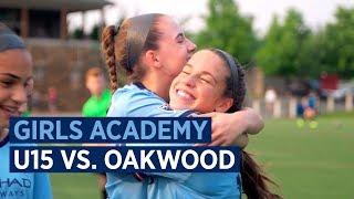 ACADEMY HIGHLIGHTS   Girls U15 vs. Oakwood SC   06.01.19