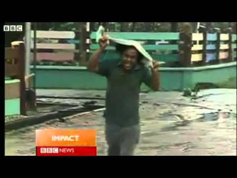 Philippines Mindanao island hit by Typhoon Bopha 2