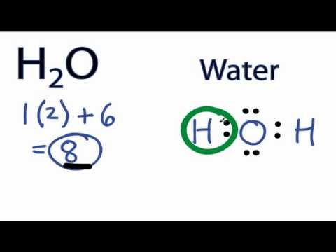 Xeo4 Lewis Structure Lewis Structure Of H2o...
