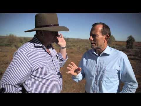 VISIT TO DROUGHT AFFECTED NSW & QLD