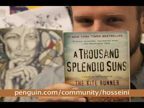 Khaled Hosseini - Picture A Book Changing Lives Video