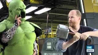 Hulk's Smashing Special Effects_ The Avengers
