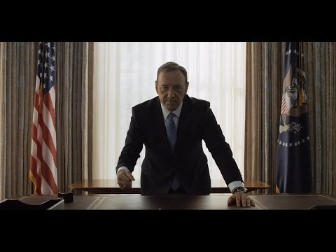House of Cards Season 2 Epic Ending - Frank Underwood, the one who knocks