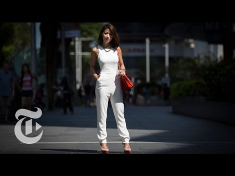 Street Fashion in Orchard Road, Singapore | Intersection | The New York Times