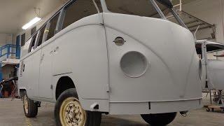 1966 VW Bus Restoration Slideshow