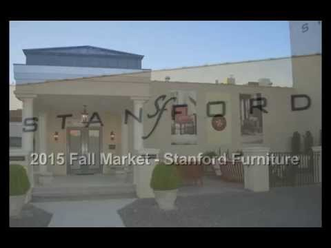 2015 Fall Market - Stanford Furniture Showroom