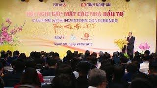 Thủ tướng dự Hội nghị gặp mặt các nhà đầu tư