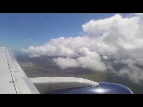 Delta Air Lines Boeing 757 landing at OGG Hawaii