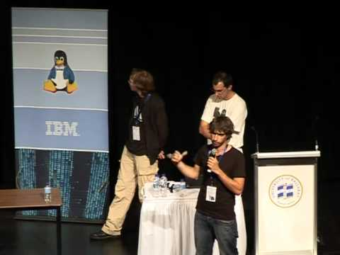 Tux in Space: High altitude ballooning - Joel Stanley,Mark Jessop