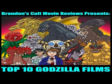 Brandon's Cult Movie Reviews: Top 10 Godzilla Films