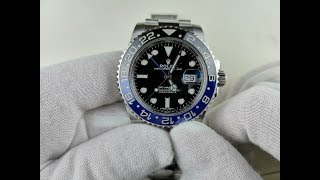 DOUBLED IN PRICE & DISCONTINUED?! Rolex Batman BLNR 116710 Review
