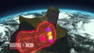 Marvel's Avengers Assemble: Thanos Wields The Infinity Gauntlet
