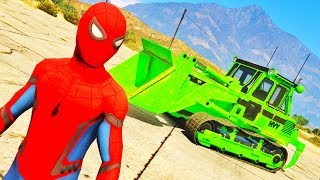 LEARN NUMBERS McQueen CARS and TRACTOR SUPERHEROES 3D Animation for Children Kids Toddlers #1