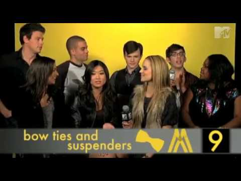 Glee Cast And Their Obsessions video