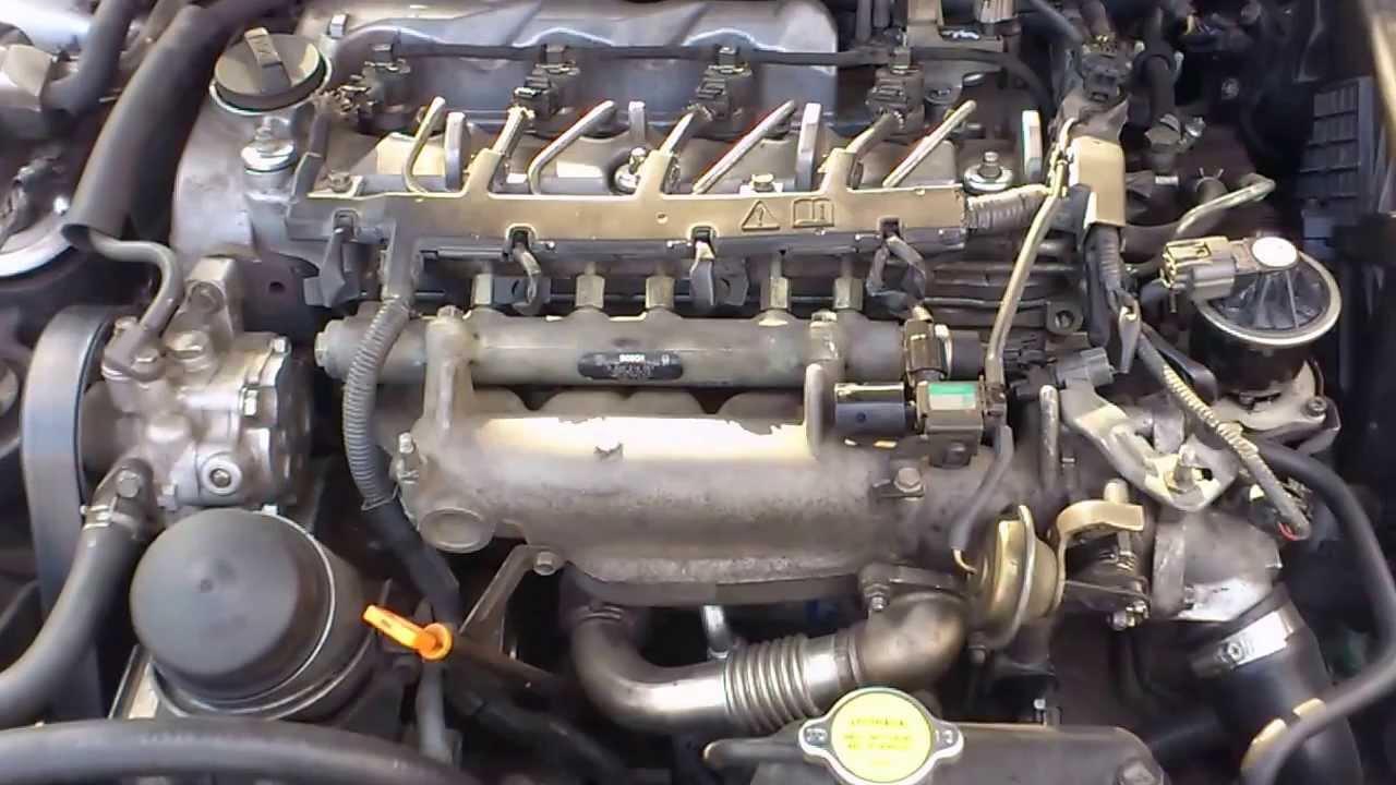 Honda Accord 2 2 I-ctdi 2004 Engine