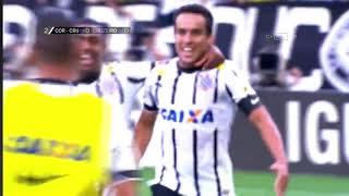 VAGNER LOVE Gols de Corinthians 3 X 0 Cruzeiro - VAGNER LOVE Brasileirão 2015