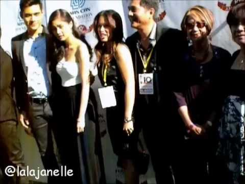 Kim Chiu and Xian Lim - Cocktail Party/M&G
