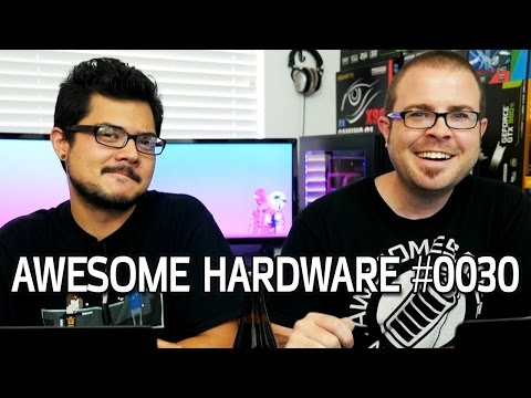 Awesome Hardware #0030A - Sex With Robots, R9 380X Pics, AMD Buyout Rumors