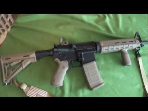 Palmetto State Armory AR-15 14.7