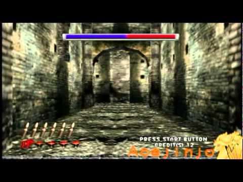 The House of The Dead 2 (Light Gun Mode) Full Playthrough
