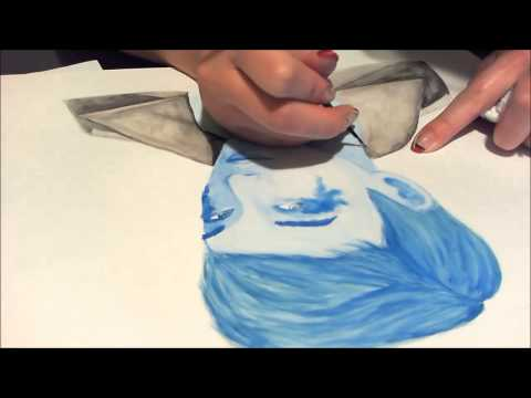 Exo - Chen [ 첸 ] Kim Jongdae [김종대] FanArt Speed Drawing
