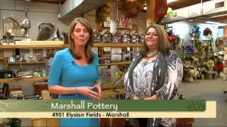 MARSHALL POTTERY HOME AND GARDEN