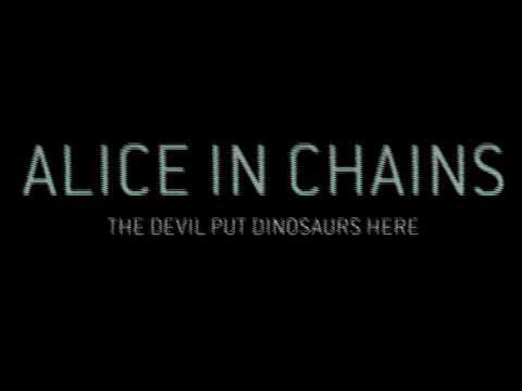 "Alice in Chains adelantó imágenes de ""The Devil Put Dinousaurs Here"" (VIDEO)"