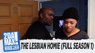 """THE LESBIAN HOMIE (ALL 10 EPISODES)"""