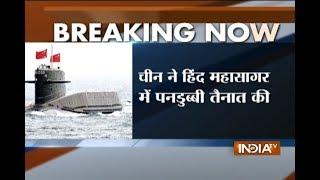 As tensions heighten, Chinese warships slink in Indian Ocean