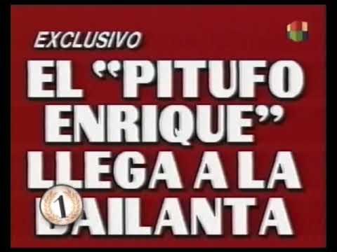 El Pitufo Enrique