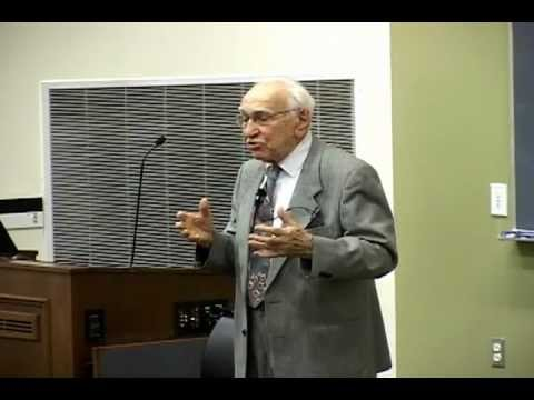 2009 Myers Lecture Series - Dr. Borish