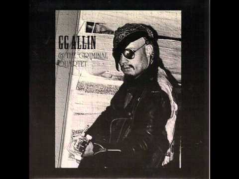 Gg Allin - Fuck Authority