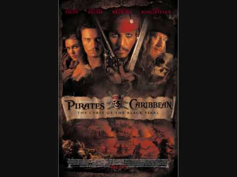End Credits Music from the movie Pirates of the Caribbean - The Curse of the Black Pearl
