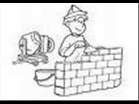 BERTUS STAIGERPAIP - ik sjouw in den bouw