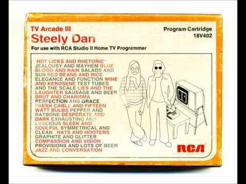 steely dan ¬ almost gothic ¬ 8 bit