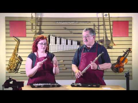 Intro to Your Instrument - Flute