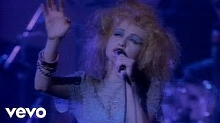 Клип Cyndi Lauper - Boy Blue