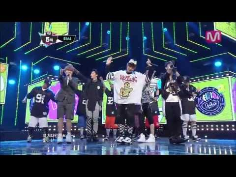 B1A4_   (What's Going On by B1A4@M COUNTDOWN 2013.5.16)
